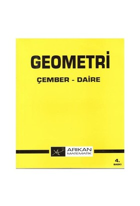 Geometri / Çember - Daire