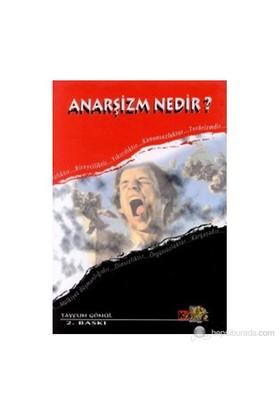 Anarşizm Nedir?-Tayfun Gönül