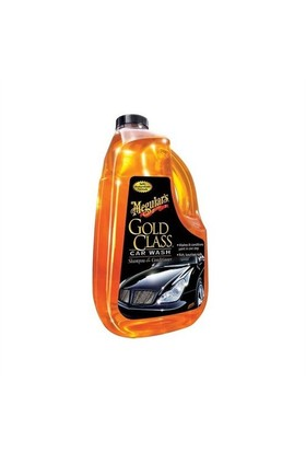 Meguiars Gold Class Car Wash Cilalı Şampuan 1.89 Lt