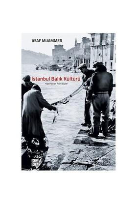 İstanbul Balık Kültürü-Asaf Muammer