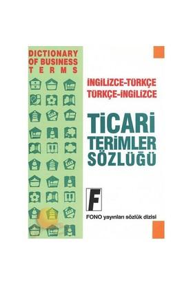 Fono İngilizce Ticari Terimler Sözlüğü