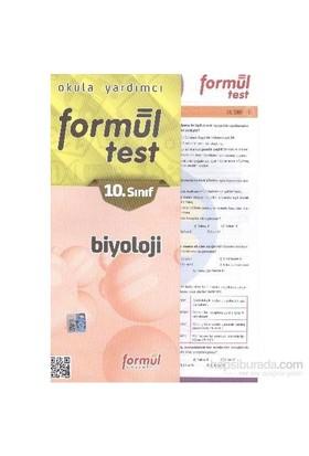 Formül 10. Sınıf Biyoloji Yaprak Testler-Komisyon