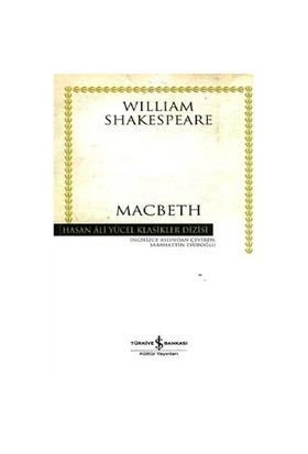 Macbeth (Karton Kapak) - William Shakespeare