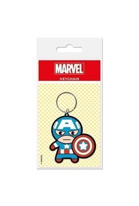 Pyramid International Anahtarlık Marvel Kawaii Captain America