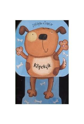 Zıplayan Kitaplar Köpekçik-Kolektif