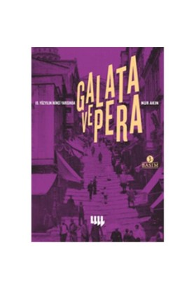 19. Yüzyılın İkinci Yarısında Galata ve Pera