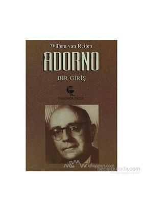 Adorno: Bir Giriş