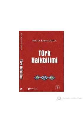 Türk Halkbilimi-Erman Artun