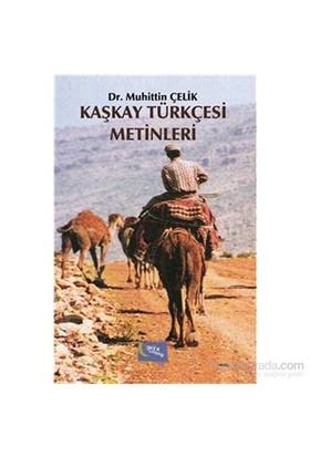 Kaşkay Türkçesi Grameri-Muhittin Çelik