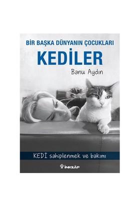 Bir Başka Dünyanın Çocukları Kediler-Banu Aydın
