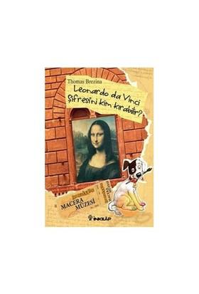 Leonardo Da Vinci Şifresini Kim Kırabilir ? - Thomas Brezina
