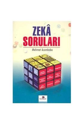Zeka Soruları - Mehmet Acembaba