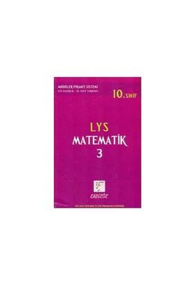 Karekök Lys Matematik - 3 (10.Sınıf) - Muharrem Duş