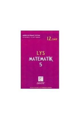 Karekök Lys Matematik- 5 (12. Sınıf) - Orhan Çanakçı