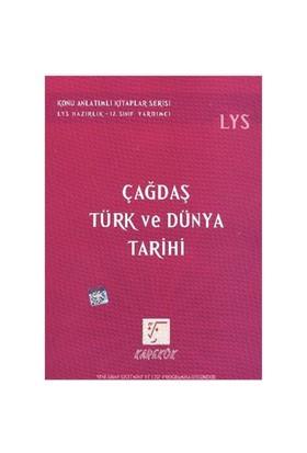 Karekök LYS Çağdaş Türk ve Dünya Tarihi Konu Anlatımlı