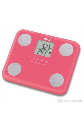 Tanita Bc 730 Vücut Analiz Tartısı - Pembe