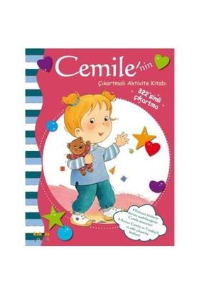 Cemile'nin Çıkartmalı Aktivite Kitabı (322 Simli Çıkartma) - Aline De Petingy