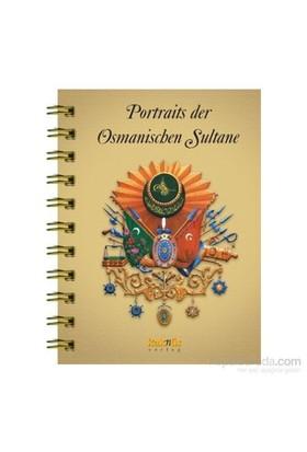 Almanca Osmanlı Padişahları Albümü