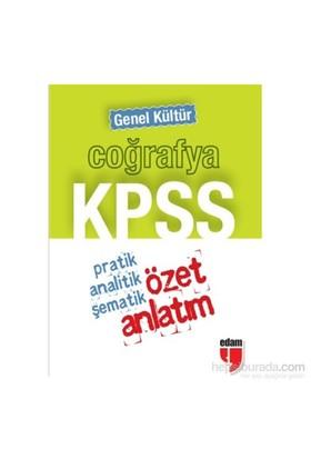 Edam 2014 Kpss Cografya Genel Kültür Özet Anlatım (Cep Boy)-Kolektif