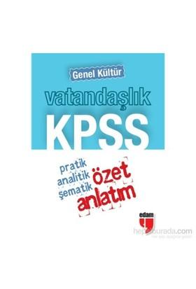 Edam 2014 Kpss Vatandaslık Genel Kültür Özet Anlatım (Cep Boy)-Kolektif