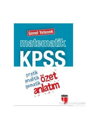 Edam 2014 Kpss Matematik Genel Yetenek Özet Anlatım (Cep Boy)-Kolektif