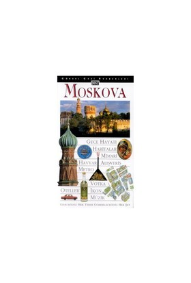 Moskova Görsel Gezi Rehberleri