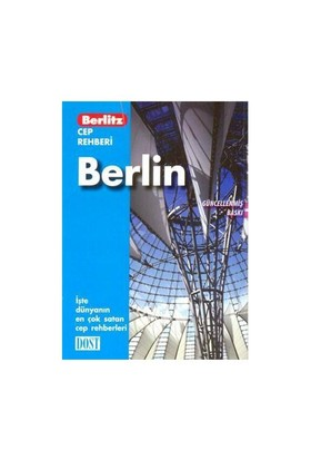 Berlin Cep Rehberi - Jack Messenger