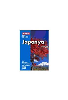 Japonya Cep Rehberi - Jack Altman