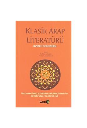 Klasik Arap Literatürü-Ignace Goldziher