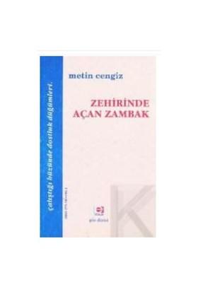 Zehrinde Açan Zambak-Metin Cengiz