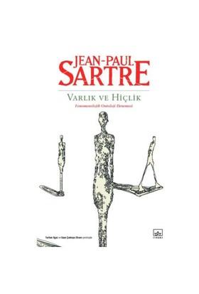 Varlık Ve Hiçlik - Jean Paul Sartre