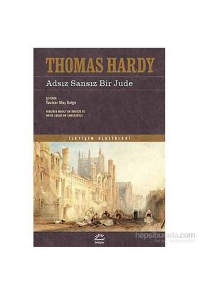 Adsız Sansız Bir Jude-Thomas Hardy