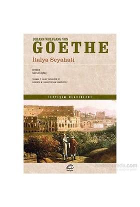 İtalya Seyahati-Johann Wolfgang Von Goethe