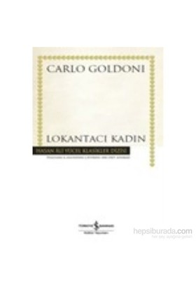 Lokantacı Kadın Ciltli-Carlo Goldoni