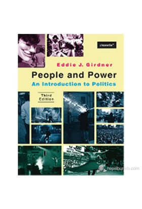 People And Power : An Introduction To Politics Third Edition-Eddie J. Girdner