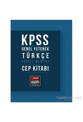 Fem Akademi Kpss G.Yetenek Türkçe Cep Kitabi-Kolektif