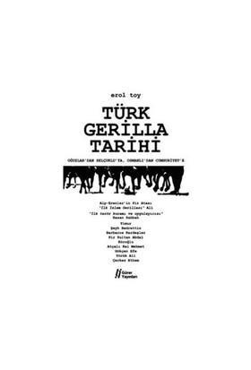 Türk Gerilla Tarihi-Erol Toy