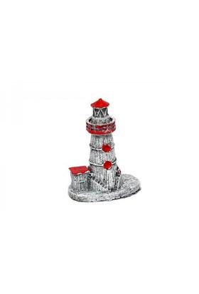 Akvaryum Dekor Deniz Feneri Küçük