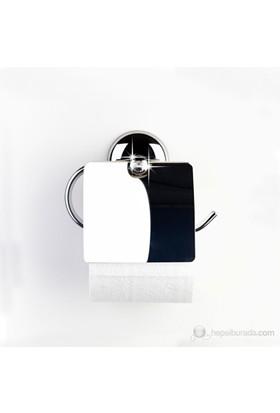 Tekno-Tel MG191 Taşlı ve Kapaklı Tuvalet Kağıtlığı