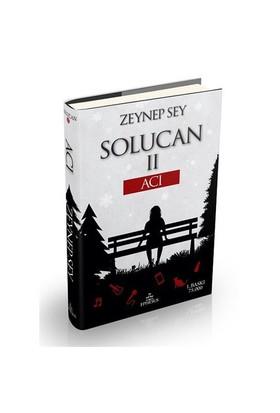 Solucan 2: Acı (Ciltli) - Zeynep Sey