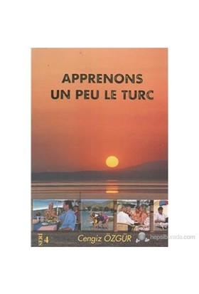 Apprenons Un Peu Le Turc-Cengiz Özgür