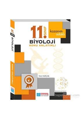 Evrensel İletişim 11. Sınıf Biyoloji Konu Anlatımlı - Naci Koçak
