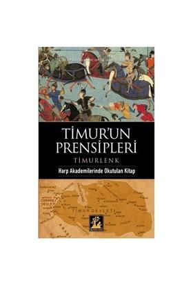 Timur'un Prensipleri - Timurlenk