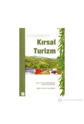 Sürdürülebilir Kırsal Turizm-Suavi Ahipaşaoğlu