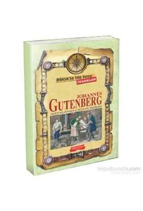 Johannes Gutenberg Matbaanın Bulucusu-Kolektif