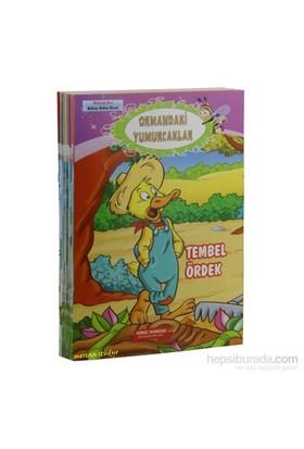 Ormandaki Yumurcaklar Seti (10 Kitap)-Kolektif