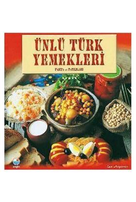 Ünlü Türk Yemekleri Pasta Ve Tatlıları-Esen Hengirmen