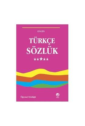 Engin Yayınları Türkçe Sözlük (öğrenci Sözlüğü)