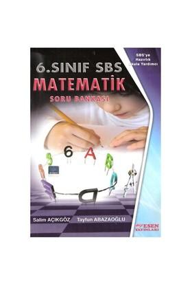 Esen 6.Sınıf Sbs Matematik Soru Bankası