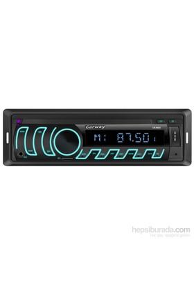 Carway Cr-9000 Bluetooth, Multi Color ( 7 Renk), Fm/Sd/ Usb/ Mmc/ Mp3 Oto Teyp